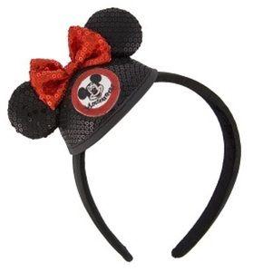 Mickey Mouse Clue Headband